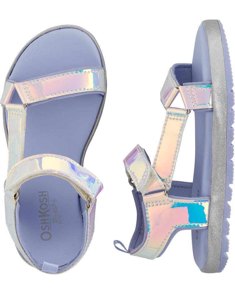 Sandales holographiques OshKosh, , hi-res