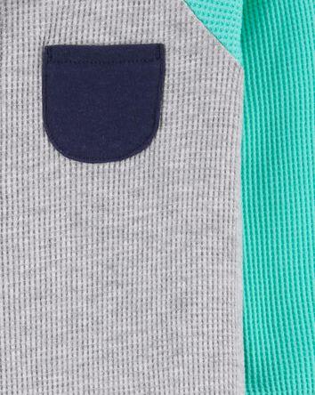 1-Piece Colourblock 100% Snug Fit C...
