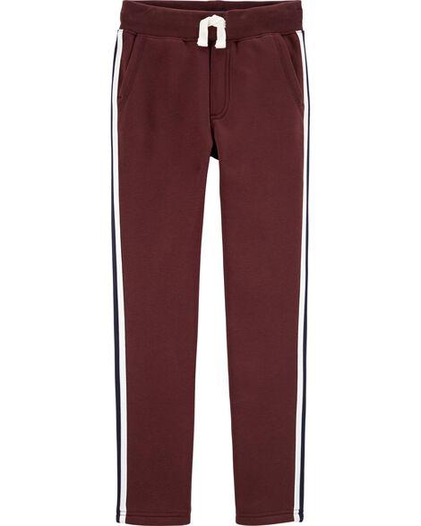 Pantalon à logo