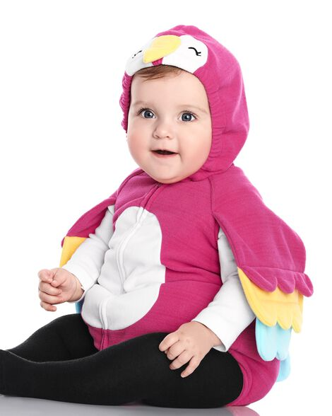 Little Parrot Halloween Costume