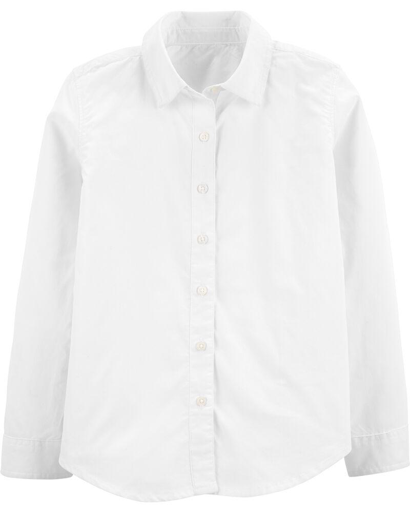 Chemise d'uniforme boutonnée , , hi-res