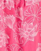 2-Piece Floral Tank & Short Set, , hi-res