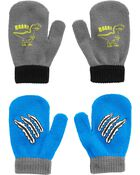 Kombi 2-Pack Dino Gripper Mitts, , hi-res