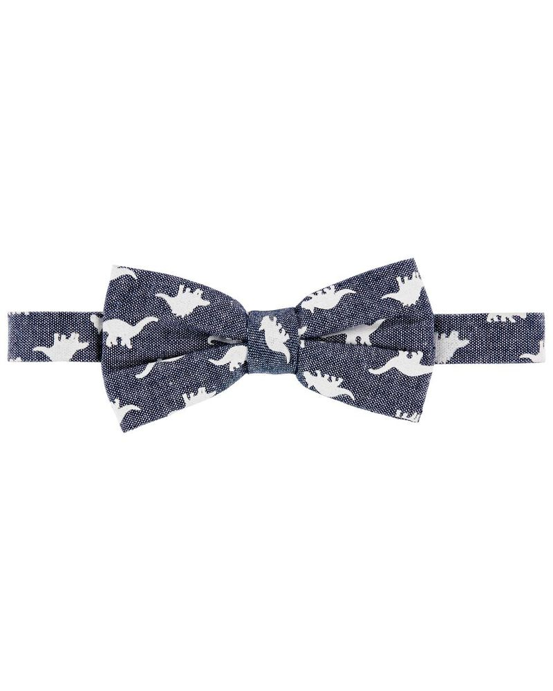 Dinosaur Bow Tie, , hi-res