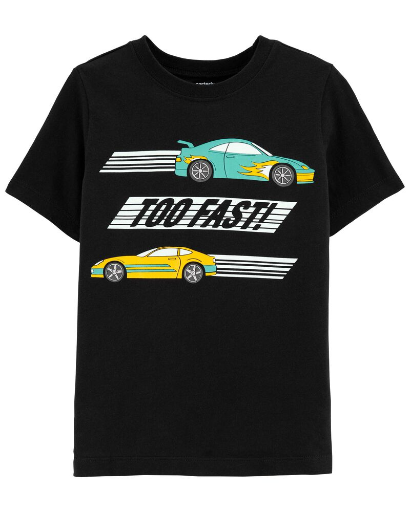 Cars Jersey Tee, , hi-res