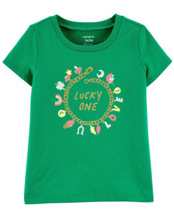 St. Patrick's Day Jersey Tee