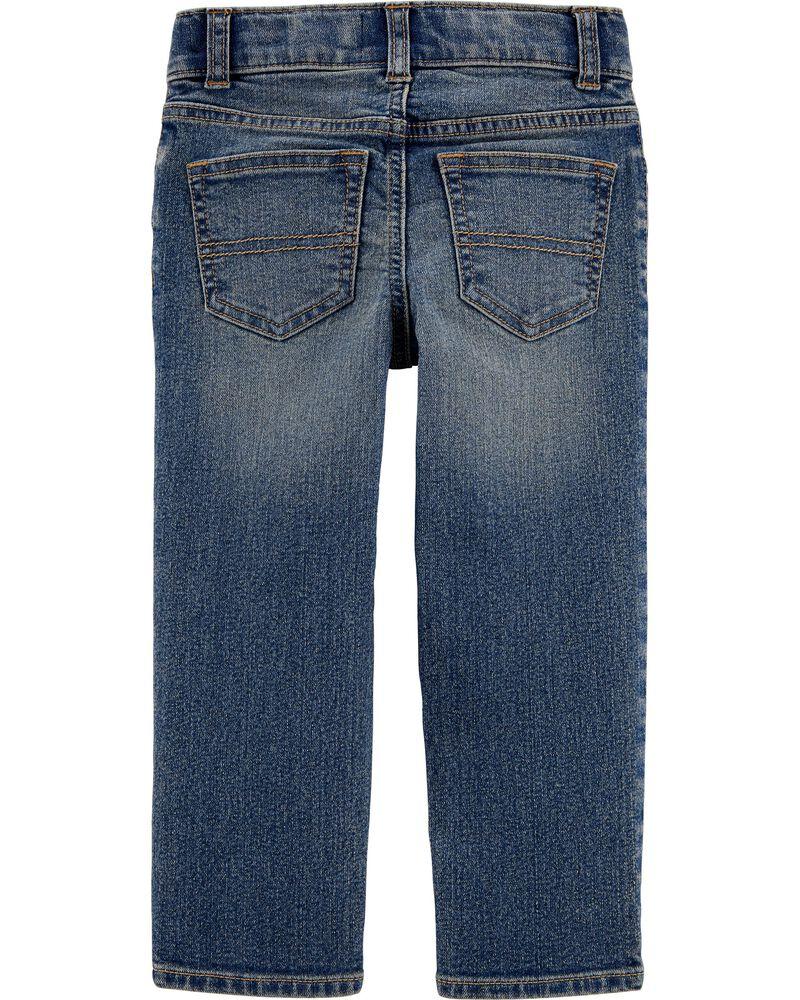 Classic Jeans - Tumble Medium Faded Wash, , hi-res