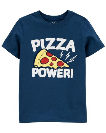 Pizza Jersey Tee