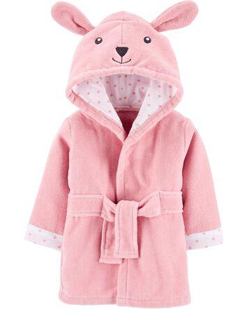 Bunny Hooded Bath Robe