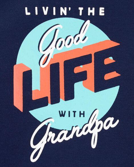 Cache-couche à collectionner grand-père