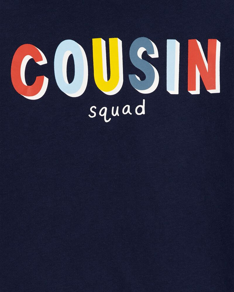 Cousin Squad Tee, , hi-res