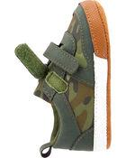 Camo Sneaker Baby Shoes, , hi-res
