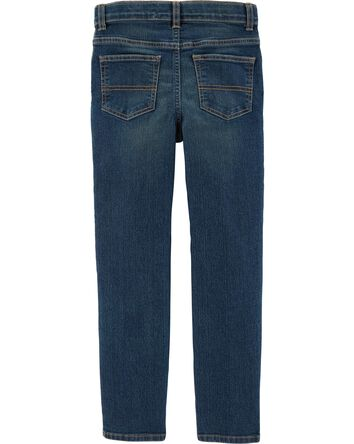 Straight Jeans - Authentic Tinted W...