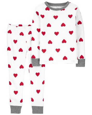 2-Piece Valentine's Day 100% Snug F...