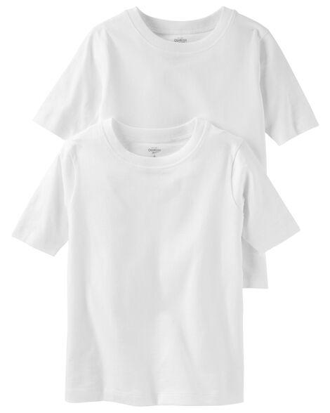 Emballage de 2 t-shirts en jersey