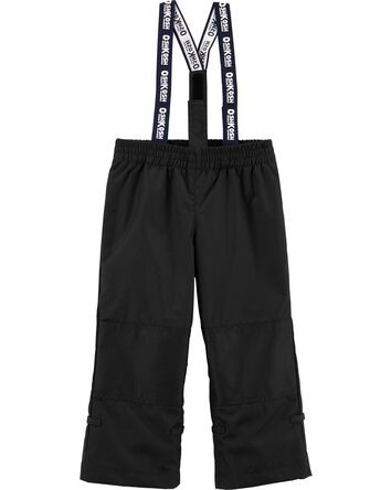 Fleece-Lined Midweight Snow Pant