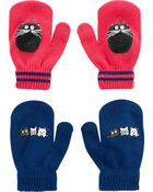 Kombi 2-Pack Cat Gripper Mitts, , hi-res