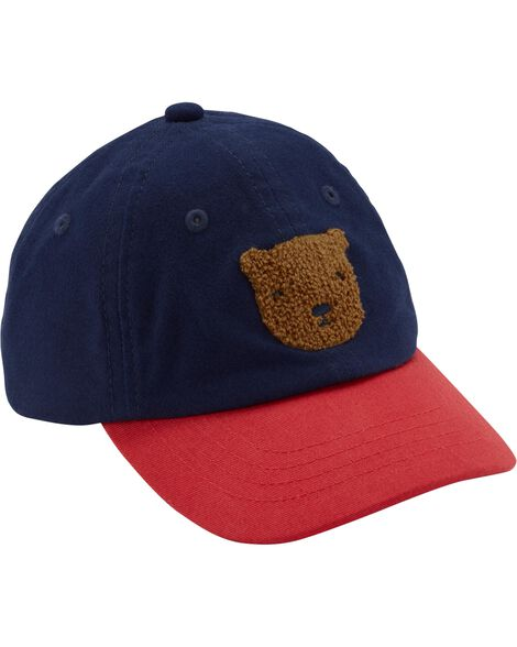 Bear Baseball Hat