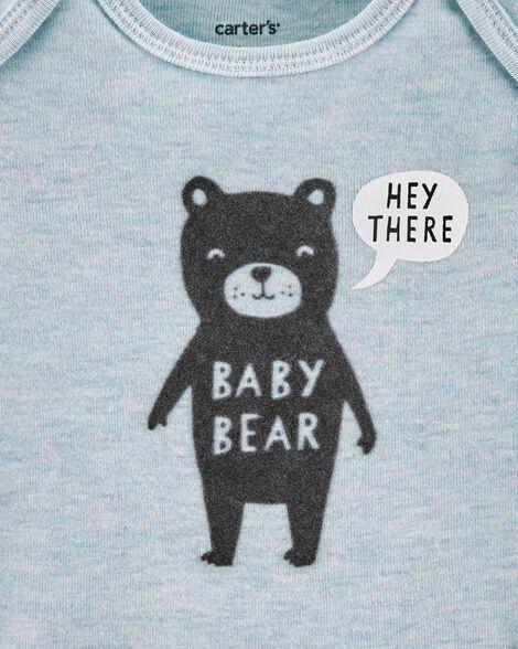 5-Pack Bear Original Bodysuits