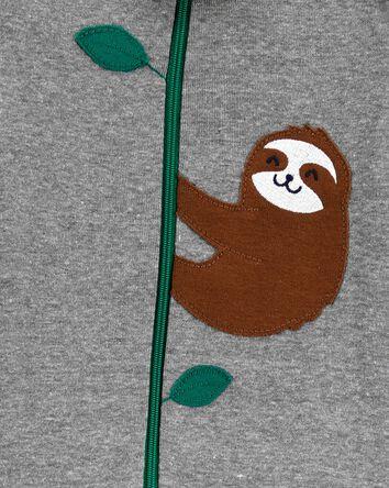 1-Piece Sloth 100% Snug Fit Cotton...