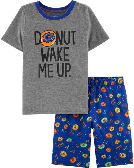 Pyjama 2 pièces à beigne