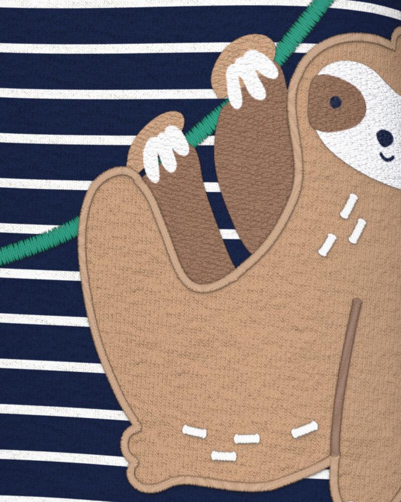 Grenouillère pour dormir et jouer en coton à glissière 2 sens koala , , hi-res