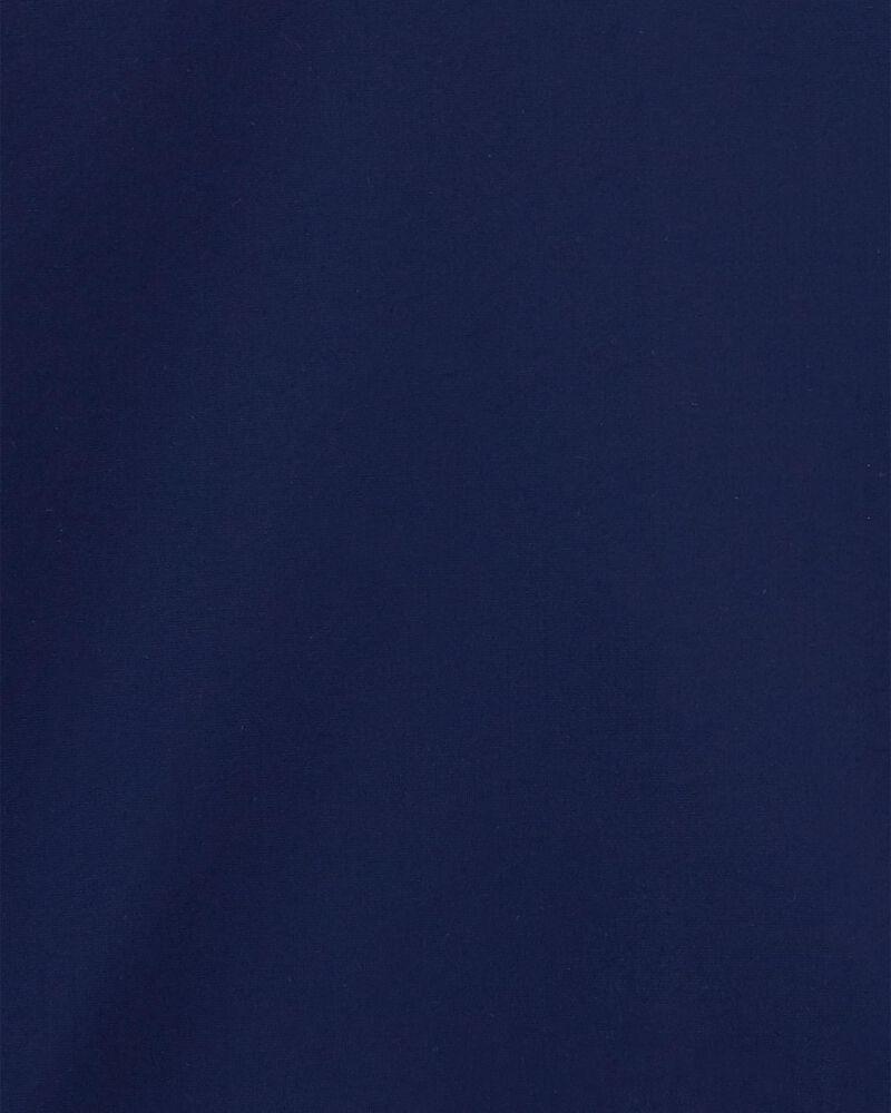 Maillot dermoprotecteur à couleurs contrastantes, , hi-res