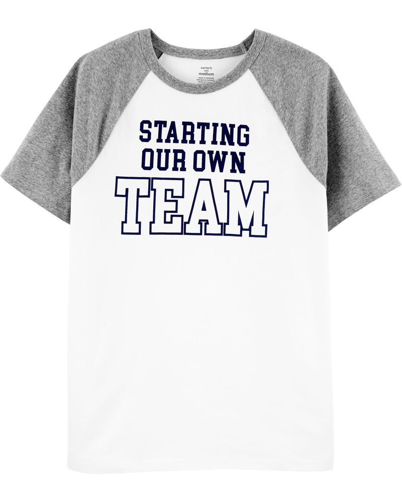 T-shirt unisexe pour adulte Starting Our Own Team , , hi-res