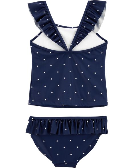 Carter's Heart 2-Piece Swimsuit