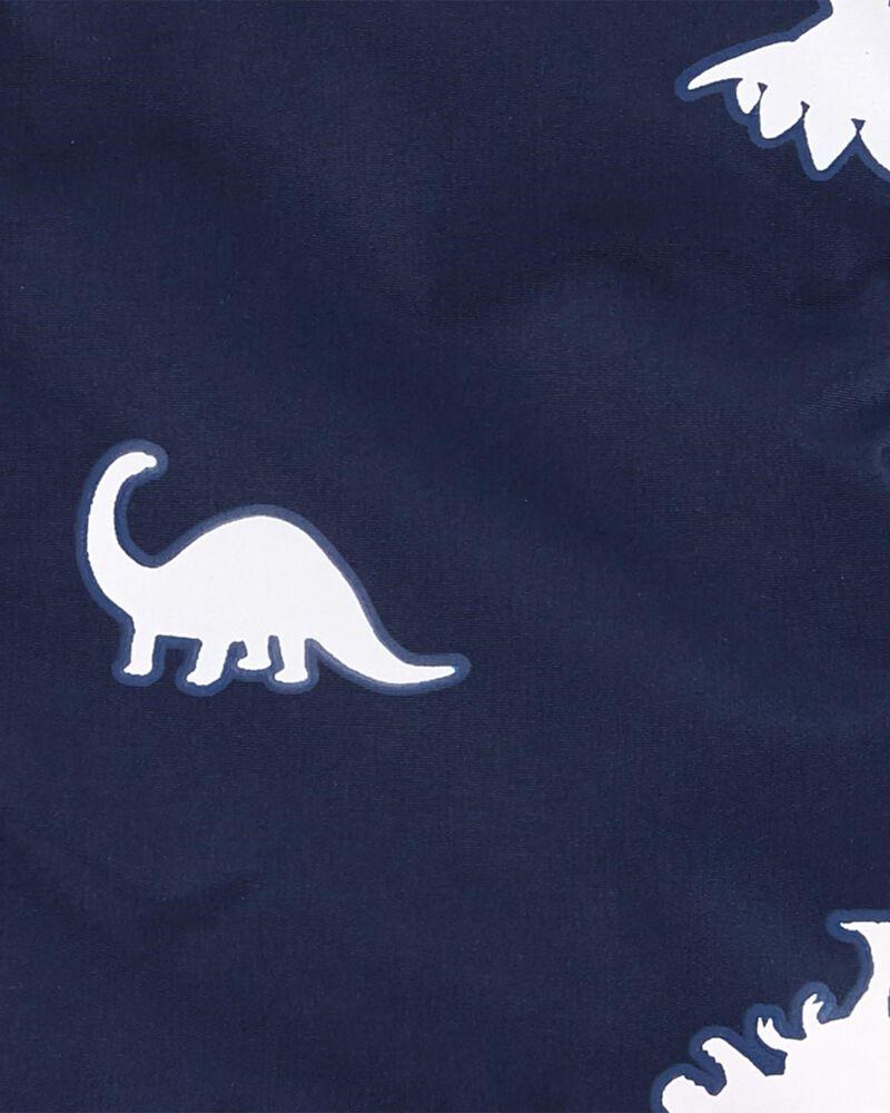 Imperméable doublé de molleton à dinosaures qui changent de couleur, , hi-res