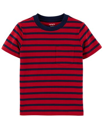 T-shirt en jersey avec poche