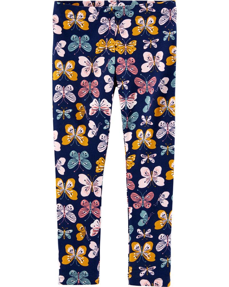 Legging à papillons, , hi-res