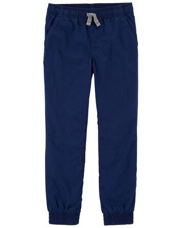 Pantalon de jogging tissé