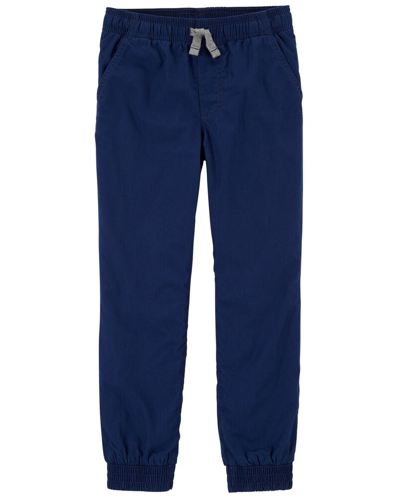Pull-On Woven Joggers, , hi-res