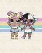 LOL Dolls Tee, , hi-res