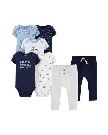 7-Pack Little Baby Basics Bundle