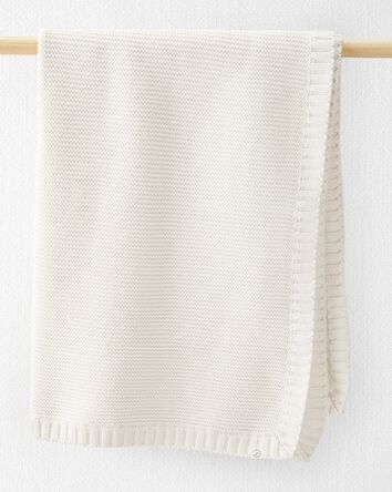 Certified Organic Cotton Blanket