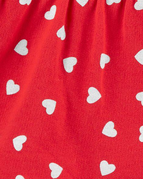 3-Piece Heart Little Cardigan Set
