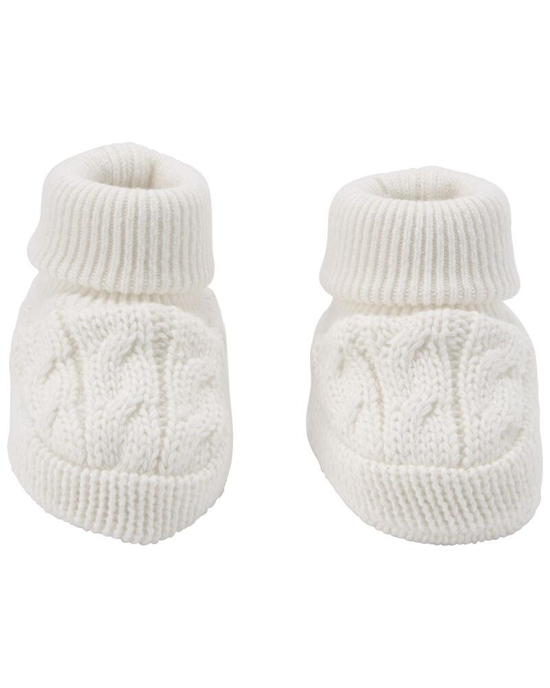 Chaussons crochetés, , hi-res
