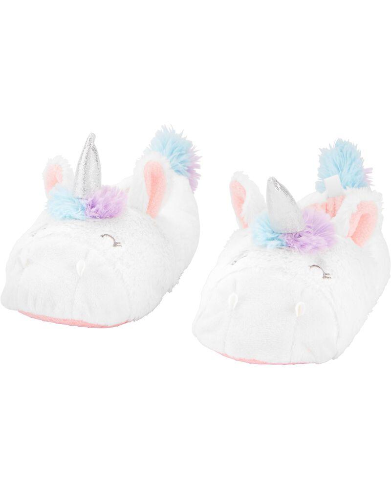 Unicorn Slippers, , hi-res