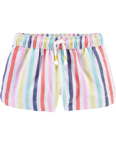 Rainbow Sun Shorts
