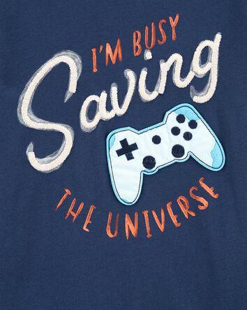 T-shirt Saving The Universe
