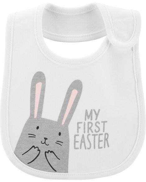 Bavoir de dentition My First Easter