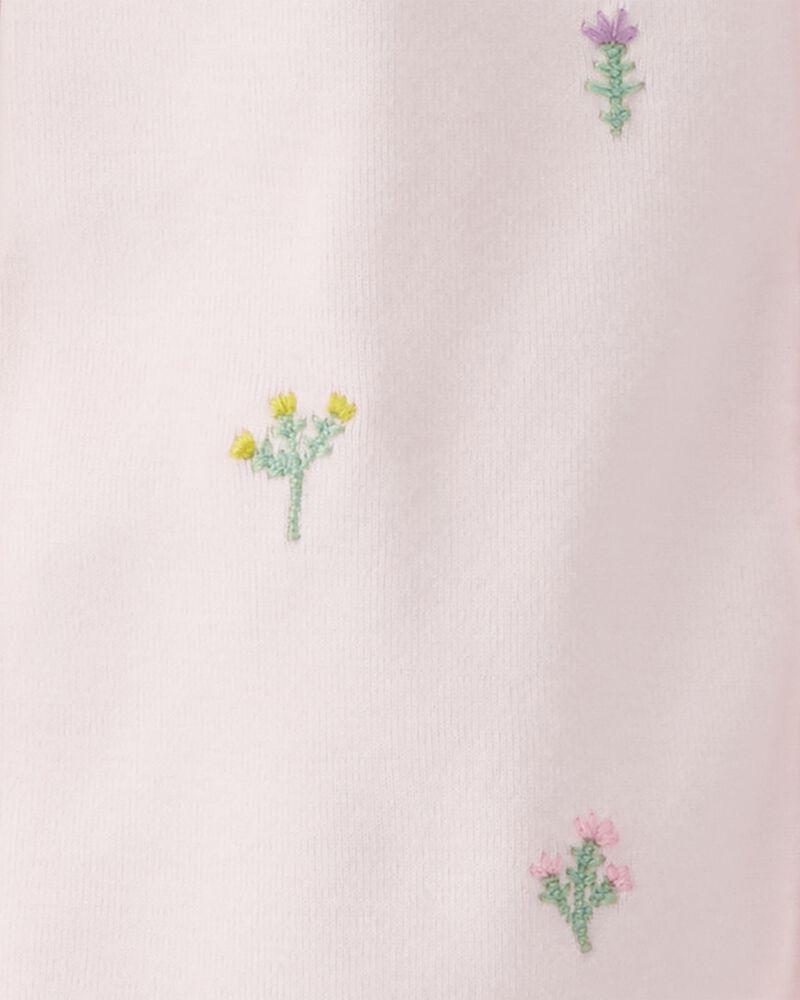 Organic Cotton Snap-Up Sleep & Play, , hi-res