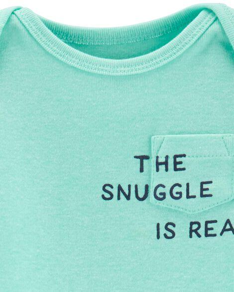 3-Piece Snuggle Little Short Set