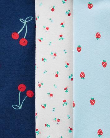 5-Pack Cherries Original Bodysuits