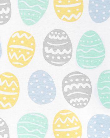 1-Piece Easter 100% Snug Fit Cotton...