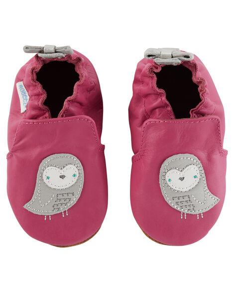 Owl Buddies Soft Sole Shoes