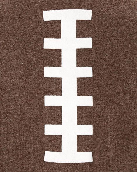 Cache-couche original de football