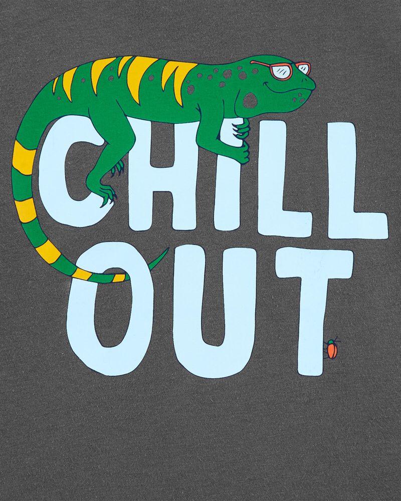T-shirt en jersey Chill Out, , hi-res